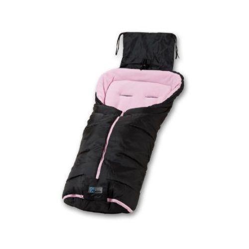 ALTA BÉBE Śpiworek zimowy do wózka Basic Footmuff (2202) Black Emy