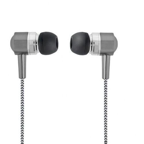 Zestaw słuchawkowy Forever SE-120 biało-czarny
