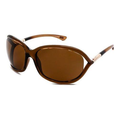 Okulary Słoneczne Tom Ford FT0008 JENNIFER Polarized 48H