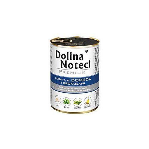 DOLINA NOTECI dorsz, brokuły 400g, 1DC7-96449