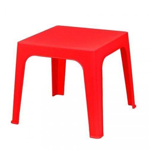 Stolik Julieta czerwony