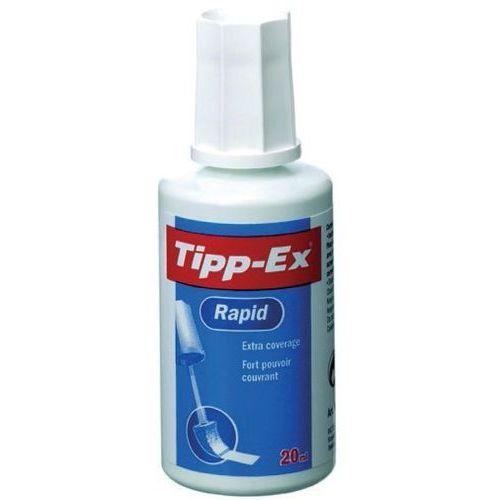 Tipp-ex Korektor rapid, pojemność 20 ml - rabaty - porady - hurt - negocjacja cen - autoryzowana dystrybucja - szybka dostawa