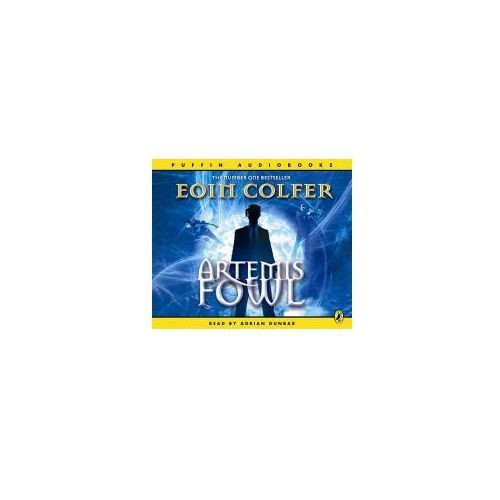 Artemis Fowl (audiobook) (2001)