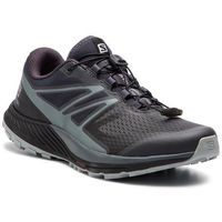 Buty SALOMON - Sense Escape 2 407406 27 W0 Ebony/Dtotmy Weather/Pearl Blue, kolor szary