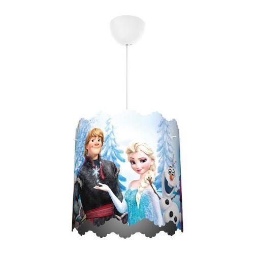 Lampa wisząca PHILIPS Disney Frozen Niebieski