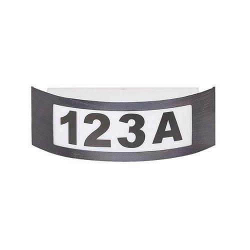Kinkiet zewnętrzny lampa ścienna Rabalux Innsbruck 1x14W E27 IP44 antyczne złoto 8748