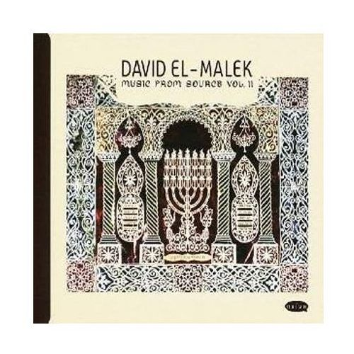 David El-malek - MUSIC FROM SOURCE II (3298496223110)