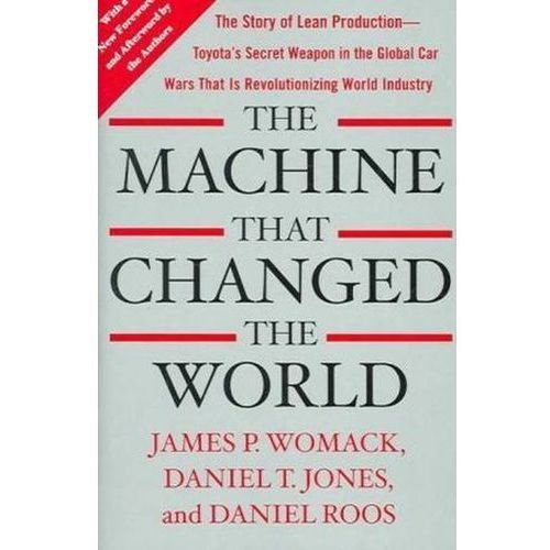 The Machine That Changed the World (9780743299794)