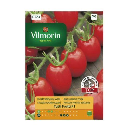 Vilmorin Pomidor koktajlowy wysoki tutti frutti nasiona tradycyjne 7 szt.