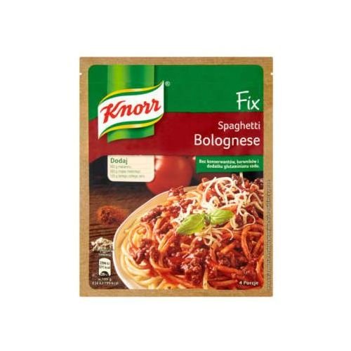 Knorr Spaghetti bolognese
