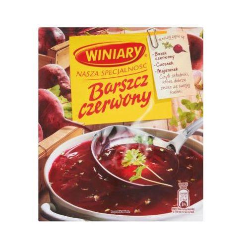 Winiary  49g zupa barszcz czerwony standard