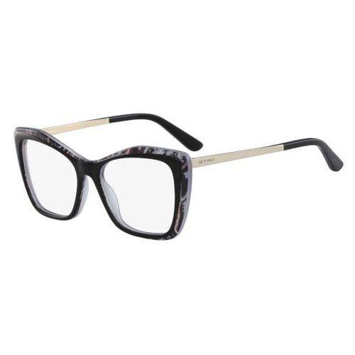 Okulary korekcyjne et 2631 014 marki Etro