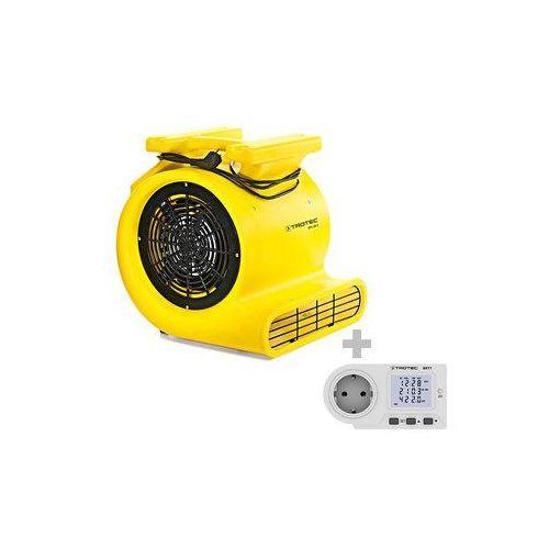 Trotec Turbowentylator tfv 30 s + miernik kosztów zużycia energii bx11