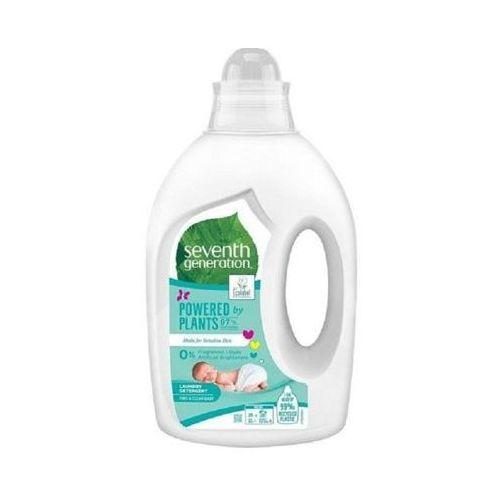 Żel do prania dla dzieci, bezzapachowy, , 1000 ml marki Seventh generation