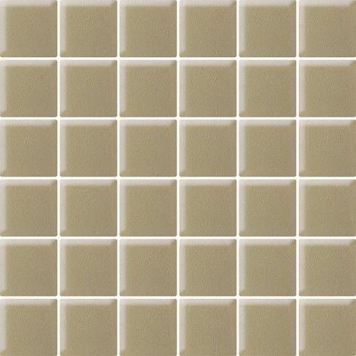 Paradyż Mozaika szklana beige (kostka 4,8 x 4,8) 29,8 x 29,8