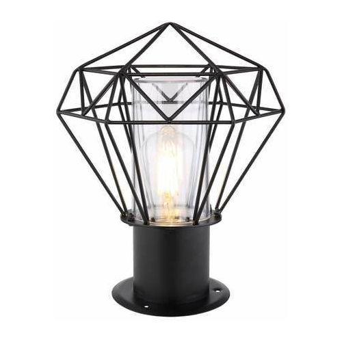 Globo Horace 31358 lampa stojąca ogrodowa IP4 1x15W E27 czarna