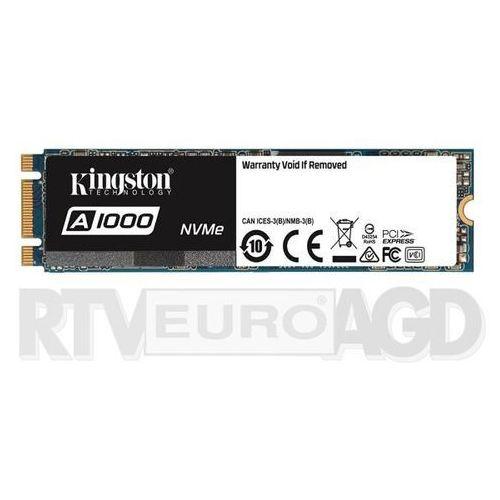 Kingston A1000 240GB PCIe NVMe
