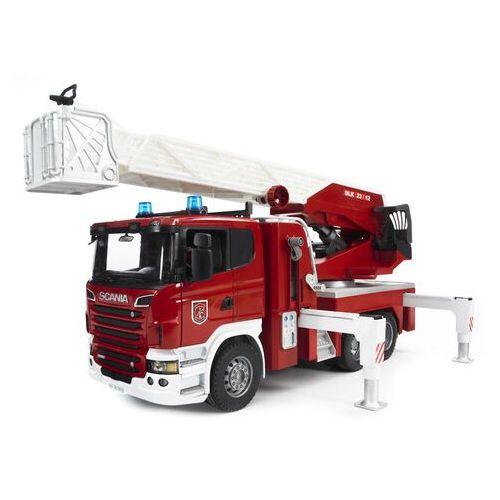 BRUDER Scania wóz strażacki (4001702035907)