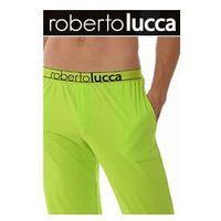 Roberto lucca spodnie domowe rl150w0055 lime