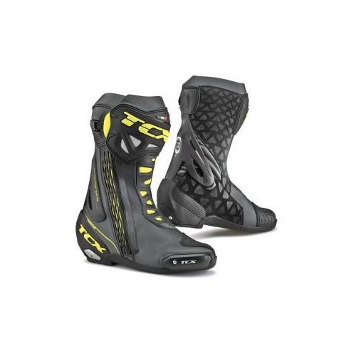 rt-race black/yellow fluo buty sportowe, Tcx
