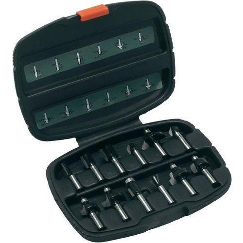 Zestaw frezów HM, 8 mm, 12 szt. Bosch Accessories 2607019466