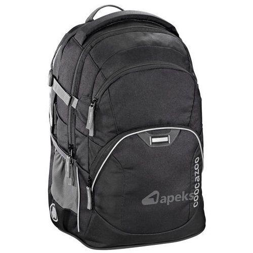 """Coocazoo JobJobber II plecak szkolny 45 cm / laptop 15,4"""" / Beautiful Black - czarny, kolor czarny"""