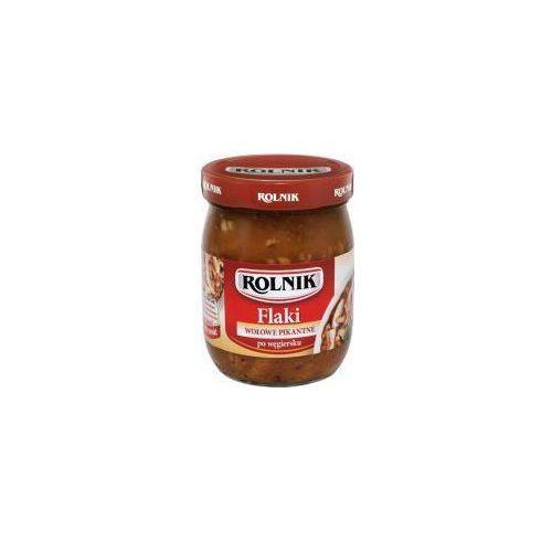 Flaczki wołowe po węgiersku 560 ml  marki Rolnik