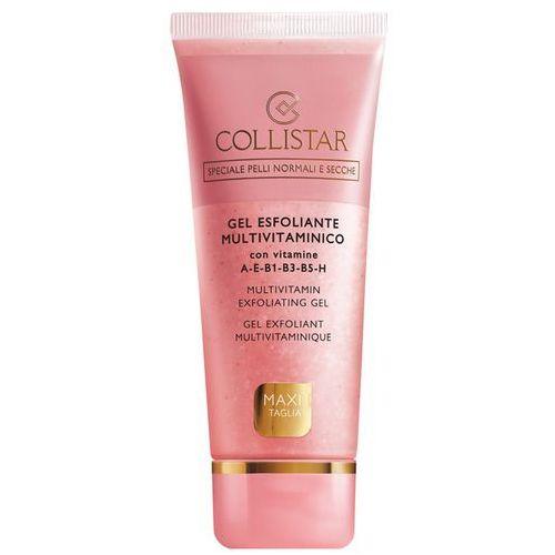 Collistar Special Active Moisture Multivitamin Exfoliating Gel peeling 100 ml dla kobiet