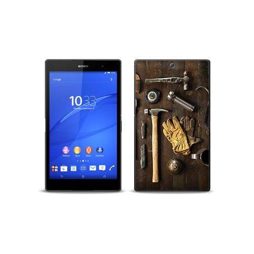 Foto Case - Sony Xperia Z3 Tablet Compact - etui na tablet Foto Case - narzędzia