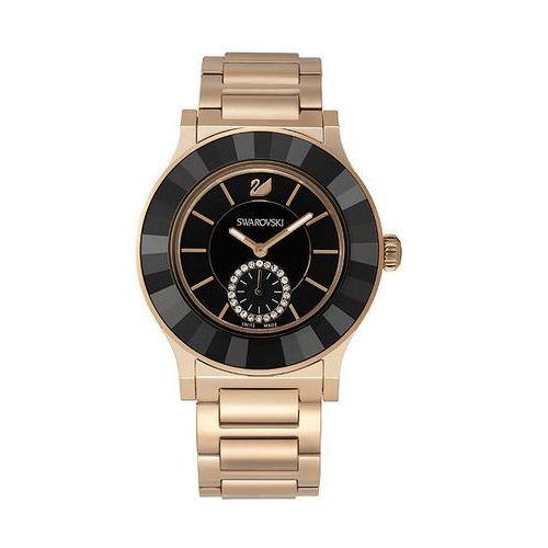 Swarovski Octea Classica Black Rose Gold Tone Bracelet Watch Rose gold-plated - sprawdź w wybranym sklepie