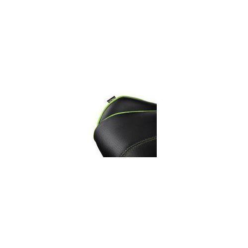 Fotel Nitro Concepts E200 Race Gaming, Czarno-zielony (NC-E200R-BG) Darmowy odbiór w 20 miastach! (4713105959345)