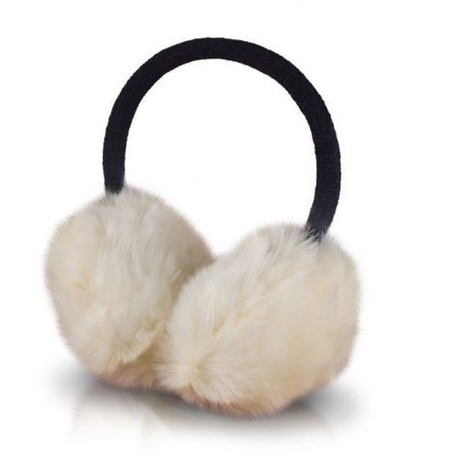Zestaw słuchawkowy Forever Fluffy ecru