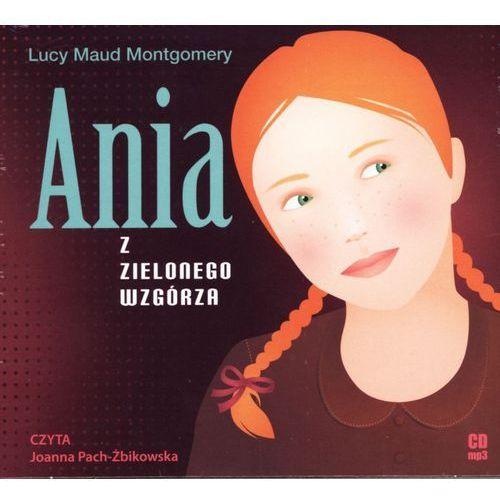 Ania z Zielonego Wzgórza (audiobook CD) (2013)