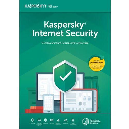 Kaspersky Internet Security Multi Device 2018 1 PC 2 Lata Odnowienie