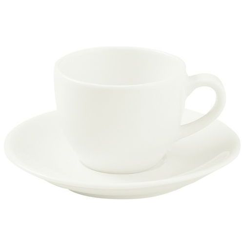 Filiżanka elegancka porcelanowa poj. 80 ml dove marki Porland