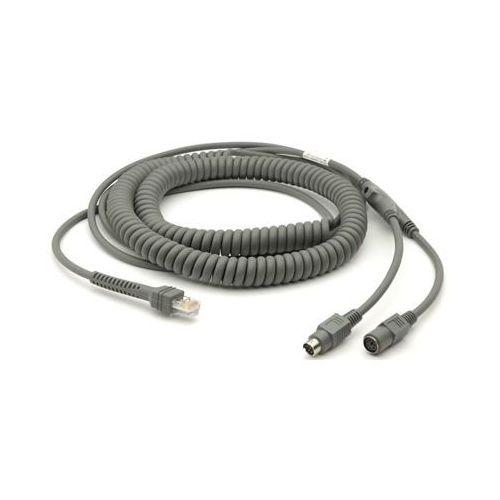 Kabel ps/2 (kbw) / 6m / spiralny marki Motorola