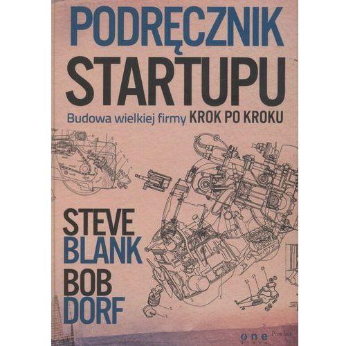 Podręcznik startupu. Budowa wielkiej firmy krok po kroku, HELION