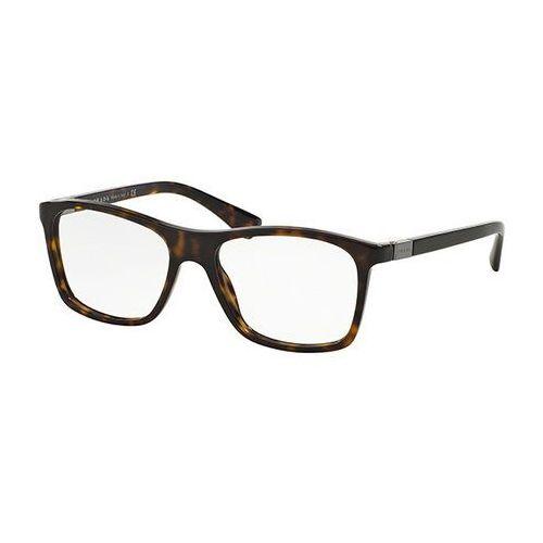 Prada Okulary korekcyjne pr05svf asian fit 2au1o1