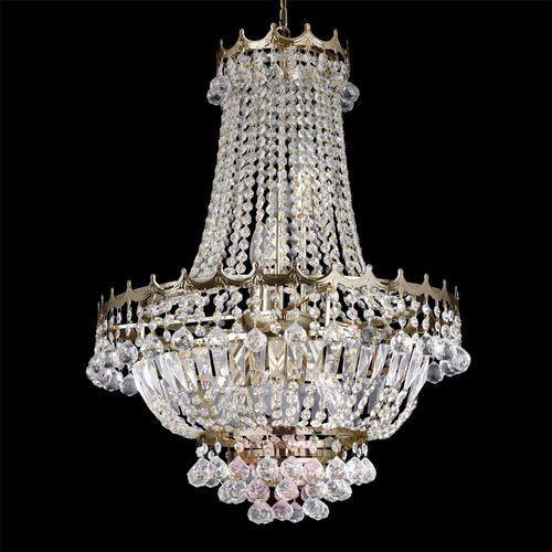 Imponujący kryształowy żyrandol VERSAILLES, 9112-52GO