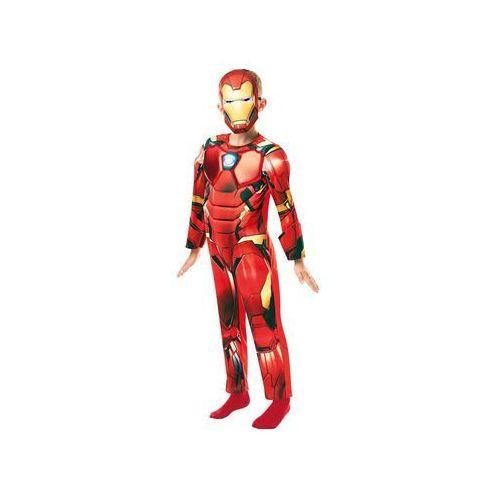 Rubies Kostium iron man deluxe dla chłopca