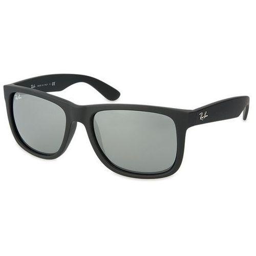Ray-ban Okulary przeciwsłoneczne  justin rb4165 - 622/6g (8053672416206)