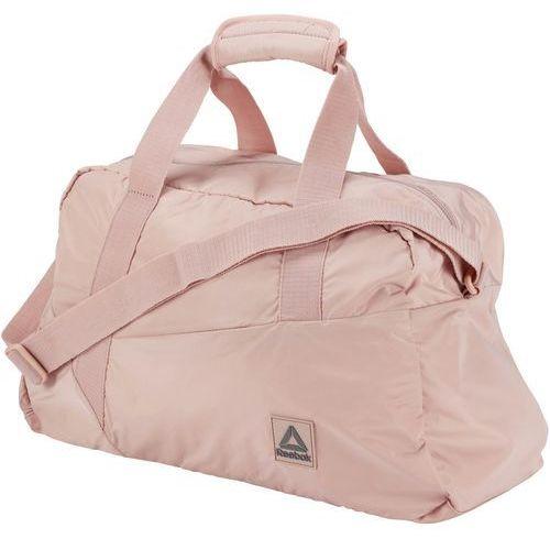 Reebok FOUNDATION GRIP Torba sportowa pink
