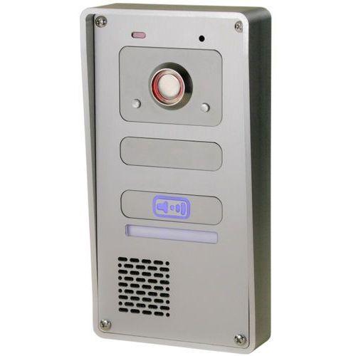 Radbit Panel domofonwy jednorodzinny z czytnikiem furtka i brama bd-1p gd36