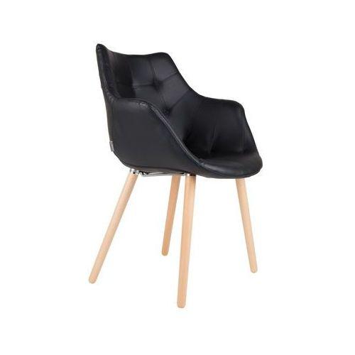 :: krzesło twelve czarne ll - wzór 5 marki Zuiver