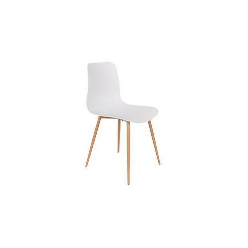 Orange Line Krzesło LEON białe 1100304