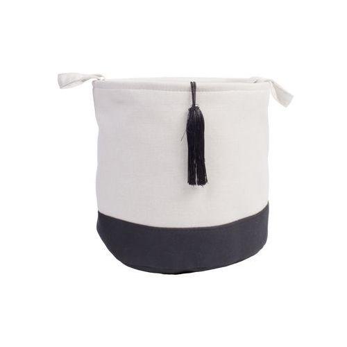 Kosz tassel marki Black red white
