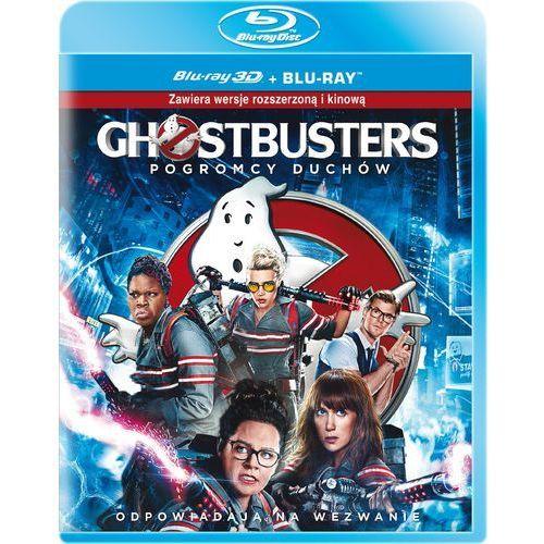 Ghostbusters. Pogromcy Duchów 3D (Blu-ray) - Paul Feig (5903570072383)
