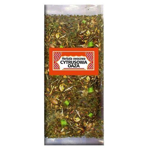 Perfect composition 50g herbata owocowa cytrusowa oaza | darmowa dostawa od 150 zł!, marki Yerba mate
