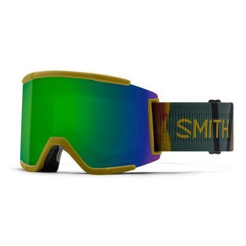 Gogle snowboardowe - squad xl spray camo (99mk) rozmiar: os marki Smith