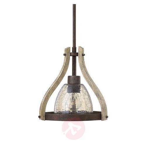 Lampa wisząca MIDDLEFIELD HK/MIDDLEFIELDP1 - Elstead Lighting - Rabat w koszyku (5024005345800)